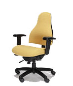 RFM Carmel Medium Back Chair