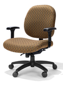 RFM Metro Big & Tall Medium Back Chair