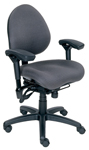 BodyBilt Intensive Use Mid-Back Chair